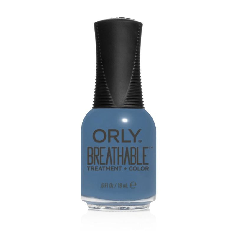 Orly De-Stressed Denim Breathable Nail Polish Lacquer