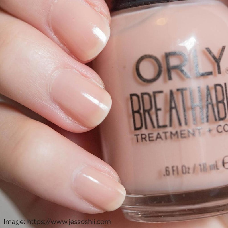 Orly Nourishing Nude Breathable Nail Polish Lacquer