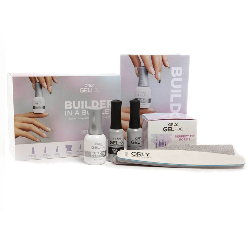 Orly Builder In A Bottle Intro Kit