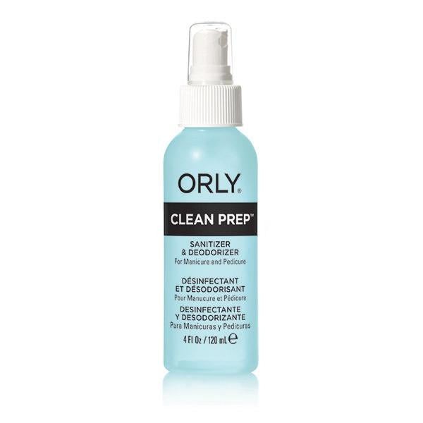 Orly Clean Prep 4Oz Nail Treatment