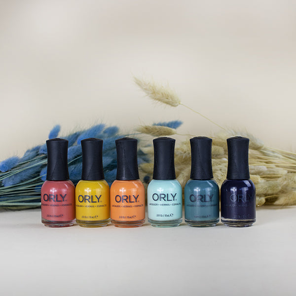 ORLY Day Trippin' Nail Polish Collection - 6 Piece