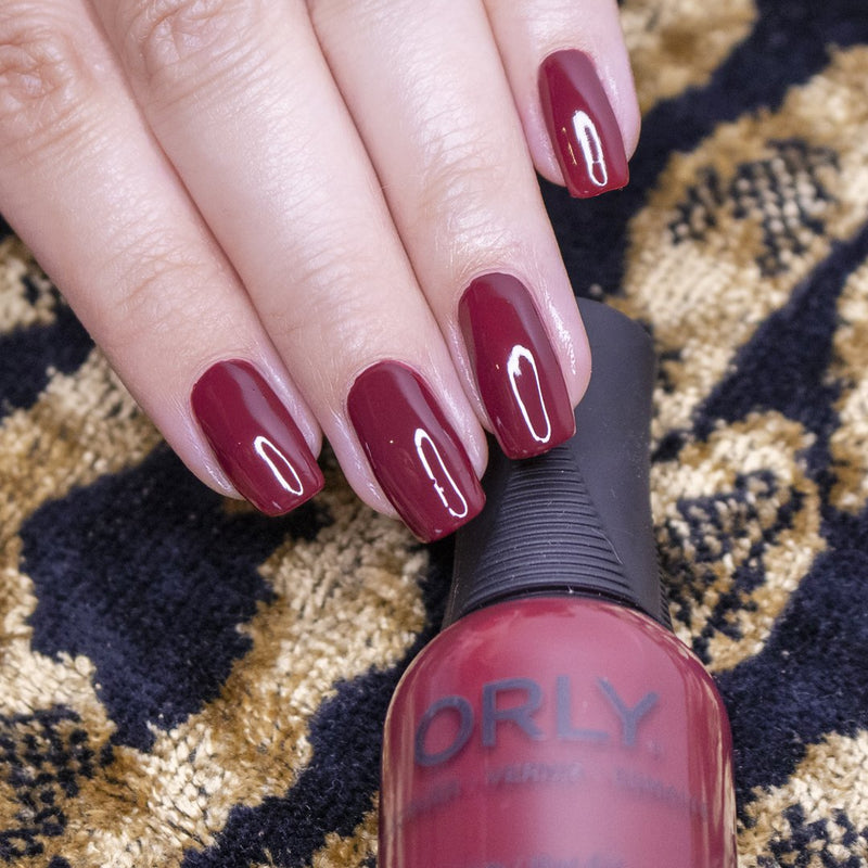 ORLY Wild Thing Heart Of Adventure Swatch