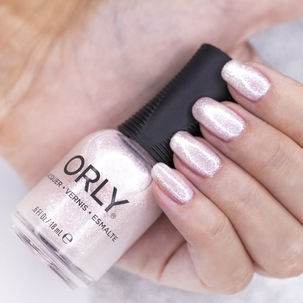 ORLY Snow Worries Swatch