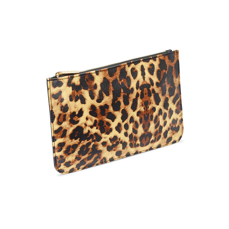 ORLY Large Leopard Print Bag