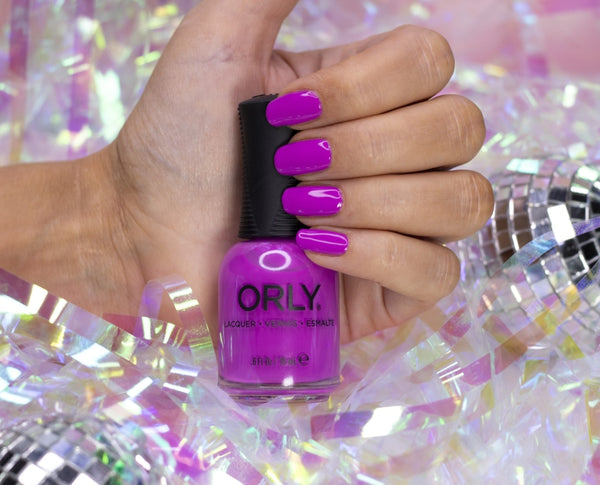 Orly Lips Like Sugar Nail Polish 18Ml Lacquer