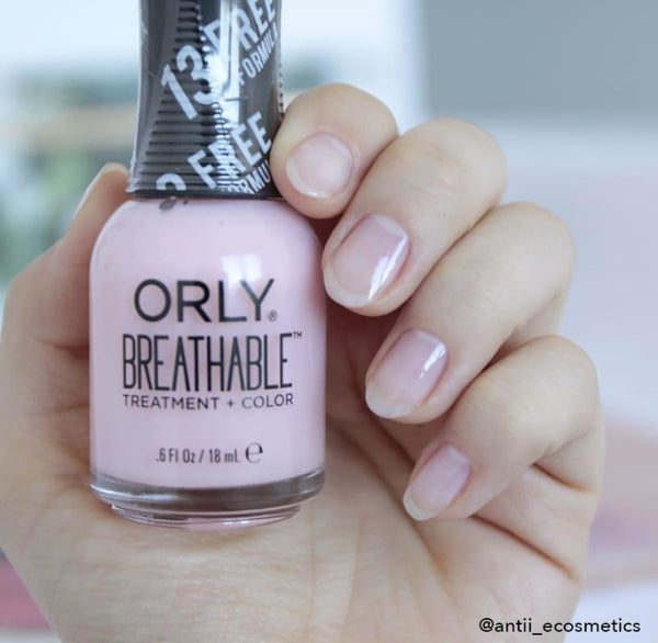 Orly Kiss Me Im Kind Breathable Nail Polish Lacquer