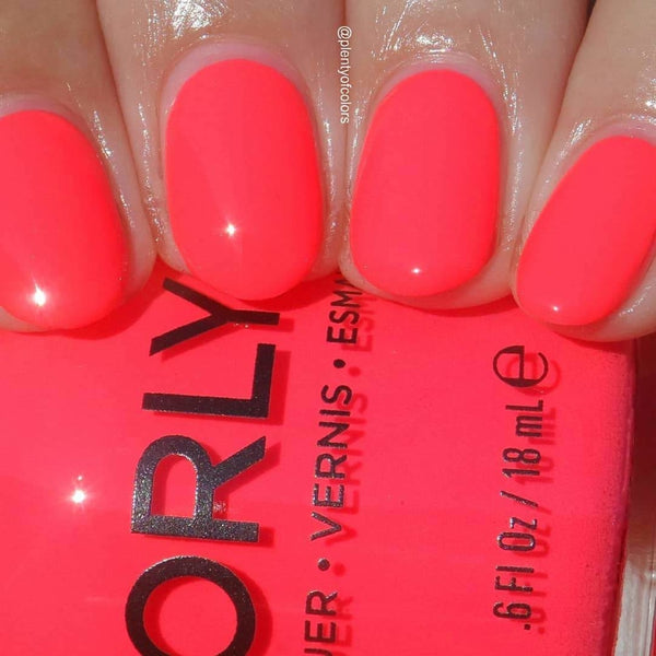 Orly Blazing Sunset Nail Polish 18Ml Lacquer