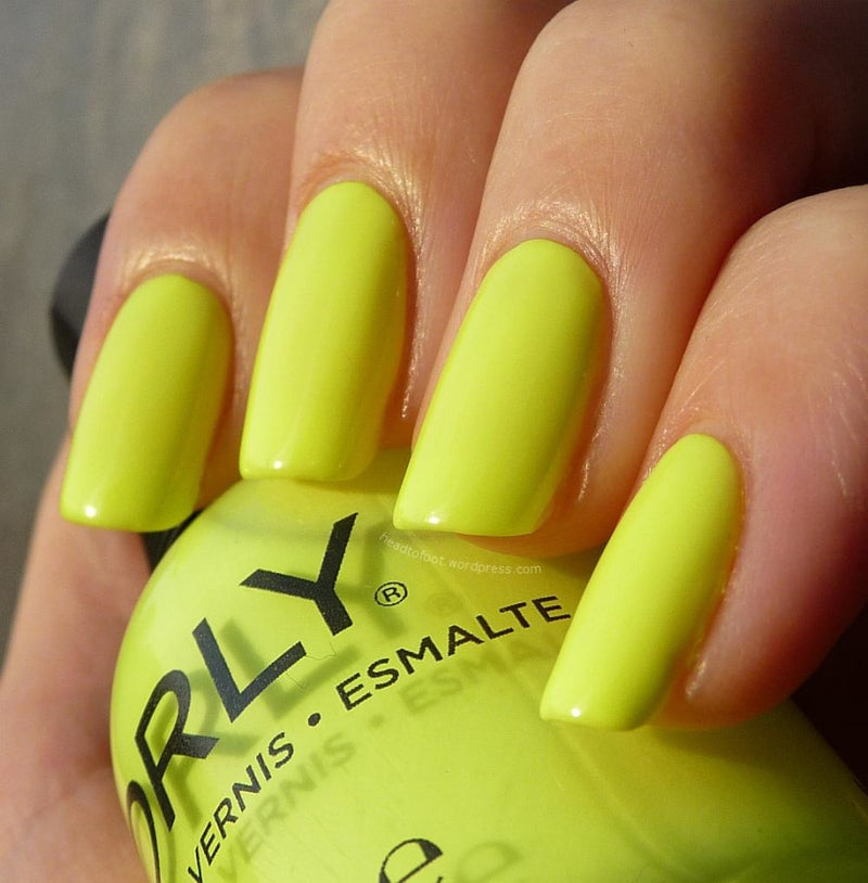 Orly Glowstick Nail Polish 18Ml Lacquer