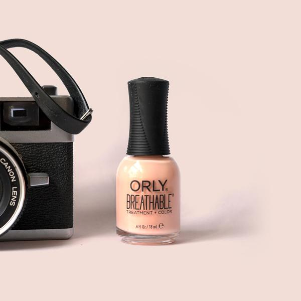 ORLY Peaches And Dreams Breathable Nail Polish 18ml