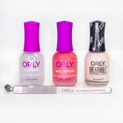 ORLY Care Kit For Lockdown Nails