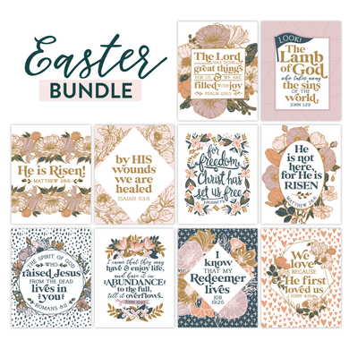 Easter Prints Bundle - Instant Download