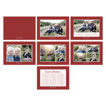 Load image into Gallery viewer, Joy & Love Greeting Card Printable