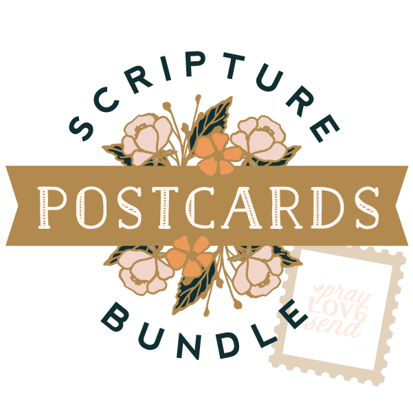 Postcard Scripture Bundle