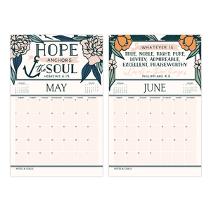 2019 Encouraging Wall Calendar
