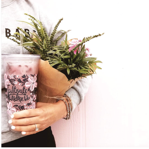 Cultivate Kindness Tumbler