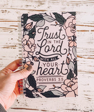 Load image into Gallery viewer, Trust in the Lord Journal