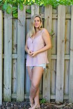 Load image into Gallery viewer, PRETTY IN PINK CAMI TOP