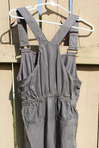 OLIVE LOVER OVERALLS