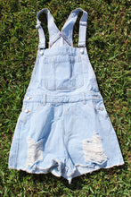 Load image into Gallery viewer, DENIM DAYS OVERALLS