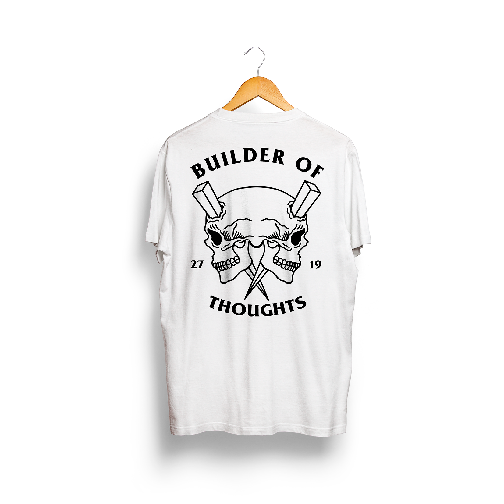 Builder of Thoughts Shirt