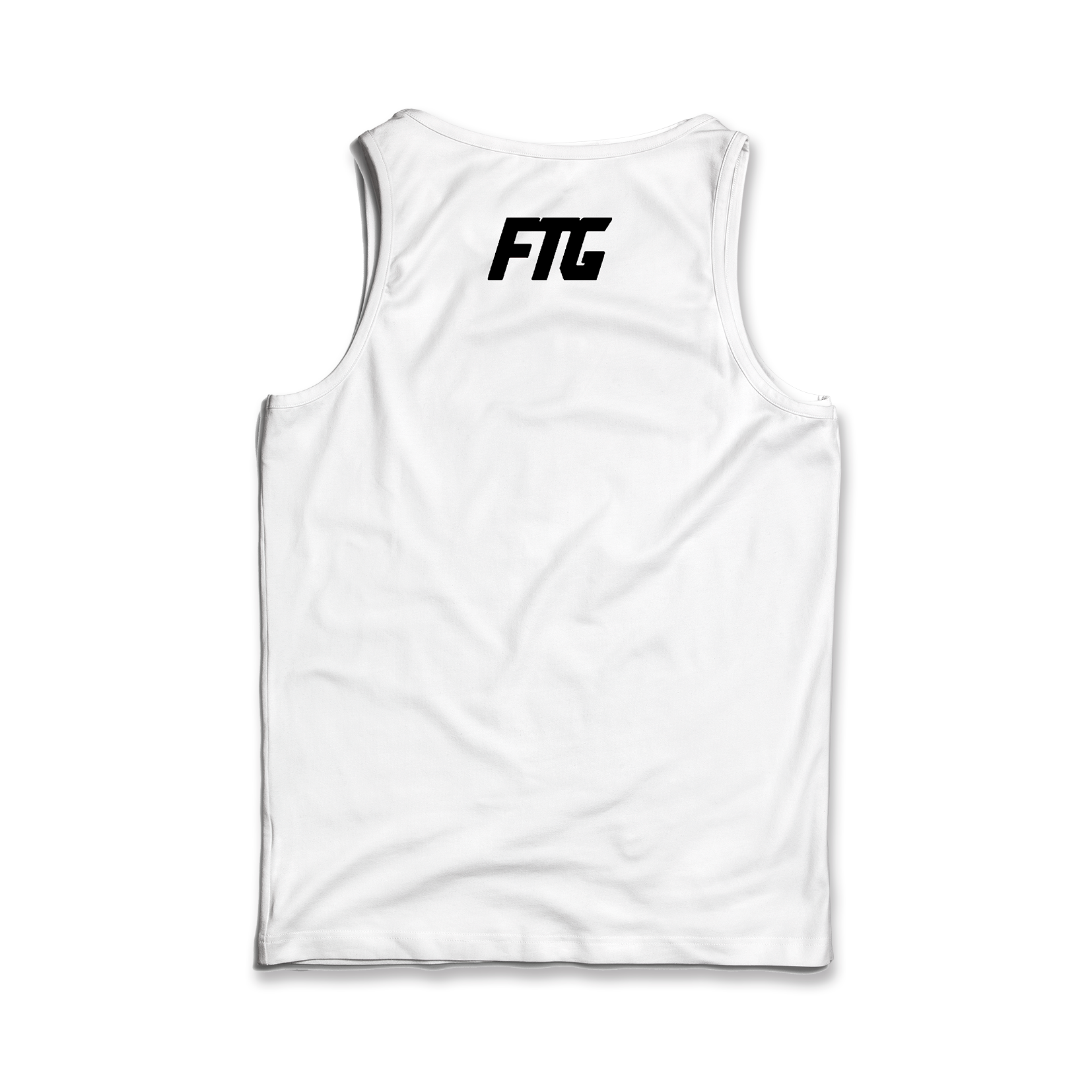 From the Grave Logo (Heavy Cotton Tank-Top)