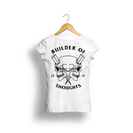 Women's Crew T (Builder of Thoughts design)