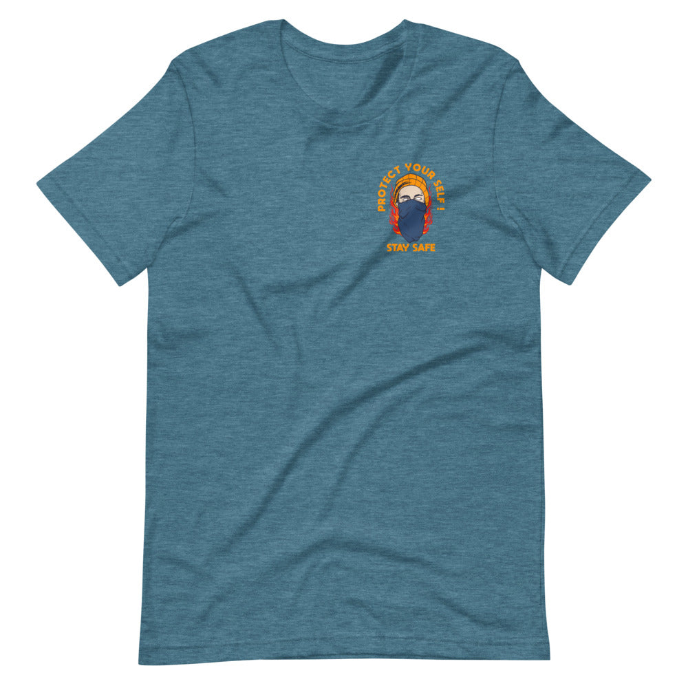 COVID-19 Short-Sleeve Unisex T-Shirt