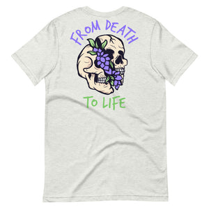 DEATH2LIFE Short-Sleeve Unisex T-Shirt