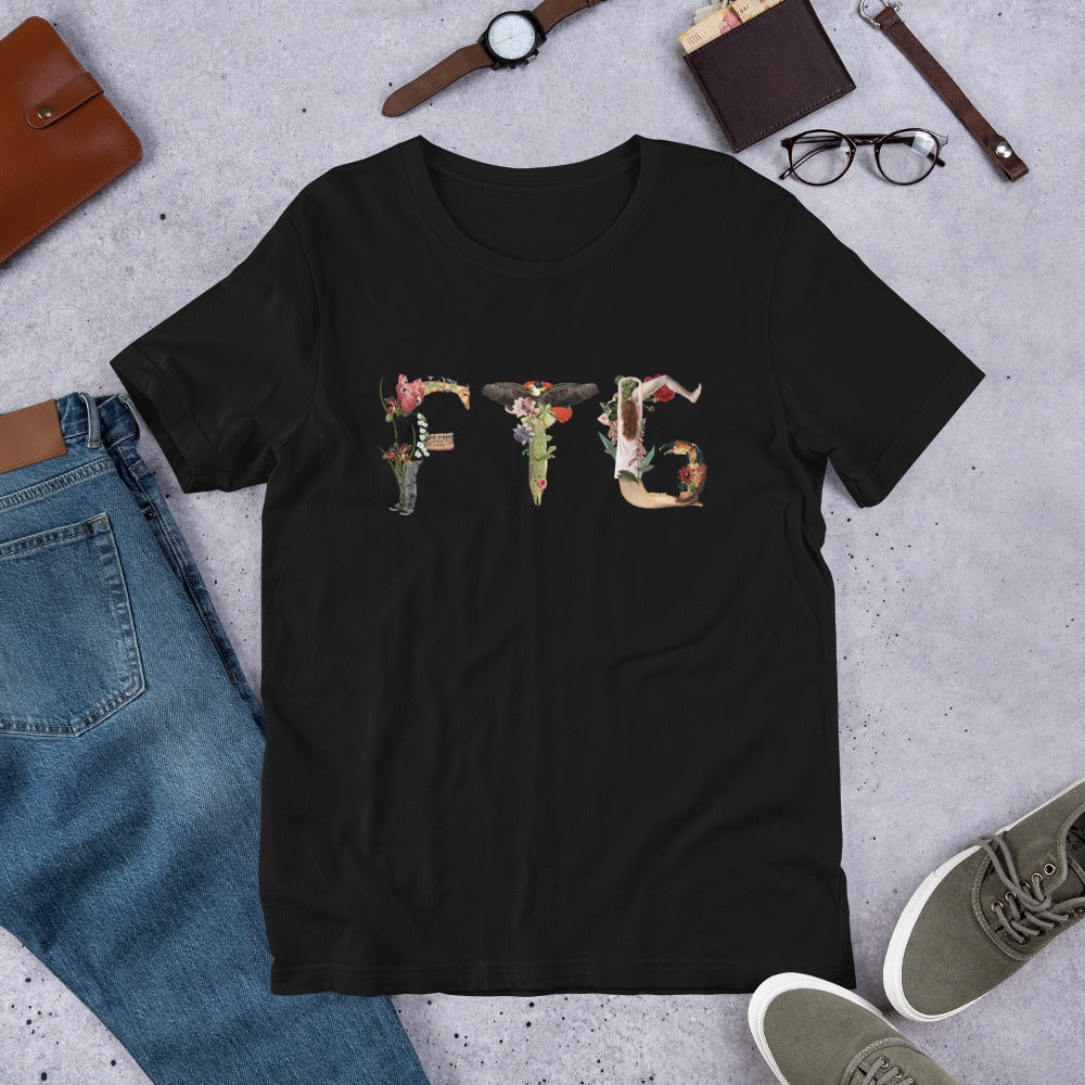 FTG 'ART WALK'  Unisex T-Shirt