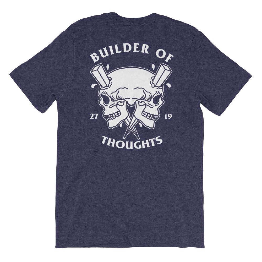 Builder Short-Sleeve Unisex T-Shirt