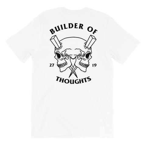 Builder - Short-Sleeve Unisex T-Shirt