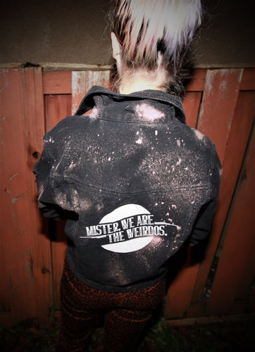 Mister, We Are the Weirdos - Branded Jacket