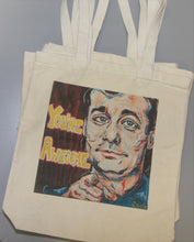 Load image into Gallery viewer, Bill Murray - You're Awesome Canvas Tote Bag