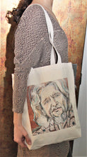 Load image into Gallery viewer, The Dude Canvas Tote Bag