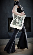 Load image into Gallery viewer, Jack Nicholson Canvas Tote Bag