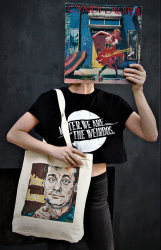 Bill Murray - You're Awesome Canvas Tote Bag
