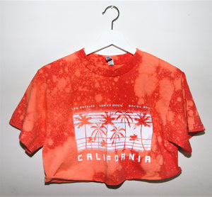The Summer Time Distressed Crop