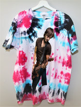 Load image into Gallery viewer, Keith Urban Tie Dyed Band Tee