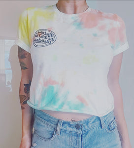 Pastel Dreams Crop Top
