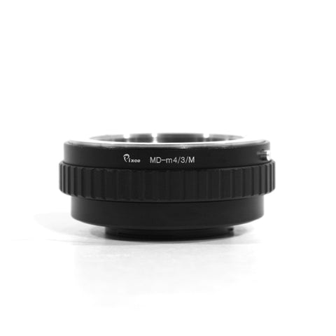 Minolta MD-Micro 4/3 Macro Focusing Helicoid Adapter - Pixco