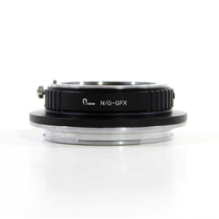Nikon G-FujiFilm GFX Adapter - Pixco - Provide Professional Photographic Equipment Accessories