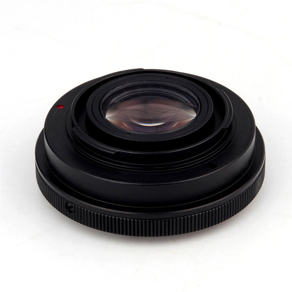 FD-Sony E Speed Booster Focal Reducer Adapter