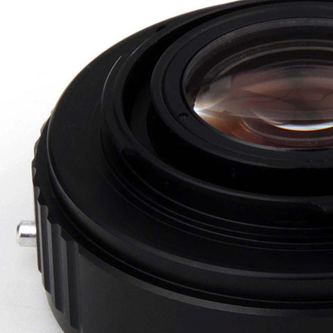 MD-Sony E Speed Booster Focal Reducer Adapter - Pixco