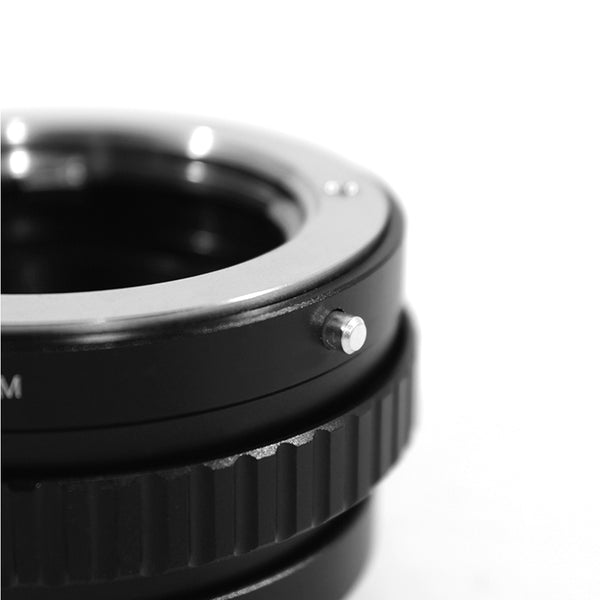 Minolta MD-Micro 4/3 Macro Focusing Helicoid Adapter