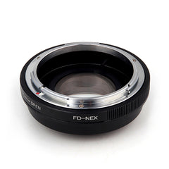 FD-Sony E Speed Booster Focal Reducer Adapter - Pixco - Provide Professional Photographic Equipment Accessories