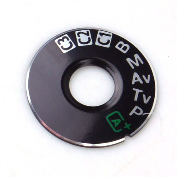 Dial Mode Plate For Canon EOS