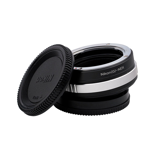 Nikon G-Fujifilm X Speed Booster Focal Reducer Adapter