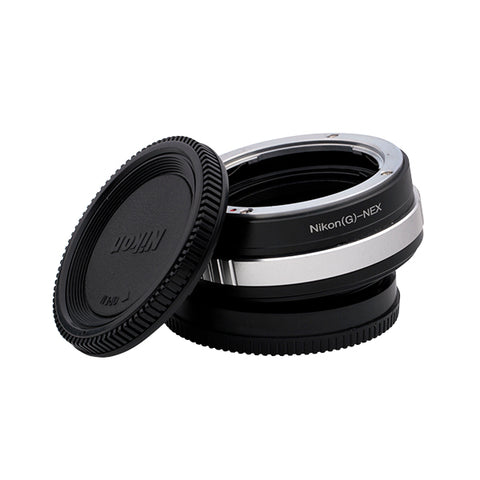 Nikon G-Fujifilm X Speed Booster Focal Reducer Adapter - Pixco