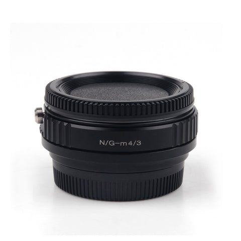 Nikon G-Micro 4/3 Speed Booster Focal Reducer Adapter - Pixco - Provide Professional Photographic Equipment Accessories