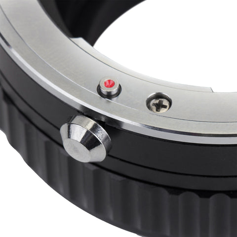 Leica R-Micro 4/3 Macro Focusing Helicoid Adapter - Pixco - Provide Professional Photographic Equipment Accessories